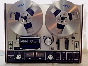 Akai bandrecorder