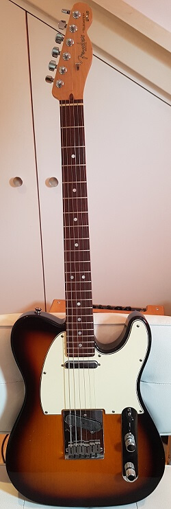 Telecaster 2006 60th Anniversary edition